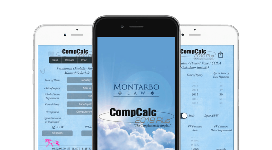 CompCalc App | Montarbo Law