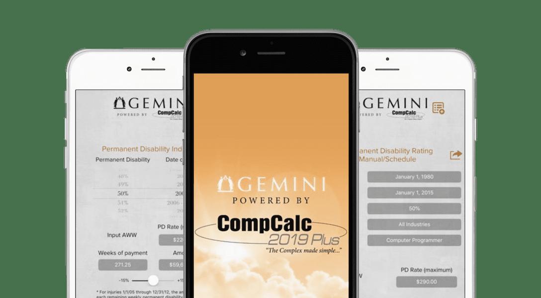 GeminiCalc App | Montarbo Law